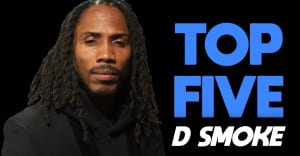 D Smoke shares his top five lessons learned from bullying.
