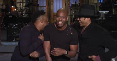 Watch Dave Chappelle And A Tribe Called Quest In Another SNL Promo Video