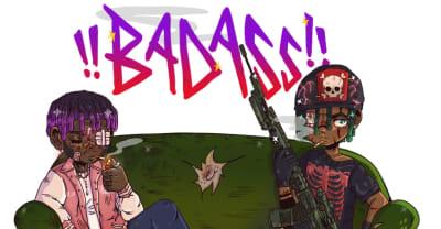 "ZillaKami recruits Lil Uzi Vert on ""BADASS"""