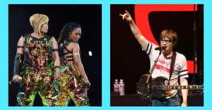 "TLC want to perform ""No Scrubs"" with Weezer"