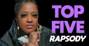 These are Rapsody's top five Whoopi Goldberg moments