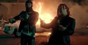 "Trippie Redd and Playboi Carti share ""Miss The Rage"" music video"
