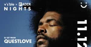 Questlove to Perform at InVisible Pop Up