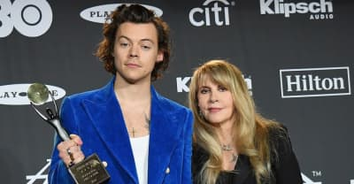 Stevie Nicks says Harry Styles's new album is his Rumours