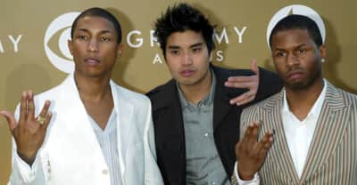 It looks like N.E.R.D. might be teasing something new