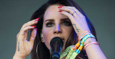 Lana Del Rey answers questions from Grimes, Kim Kardashian