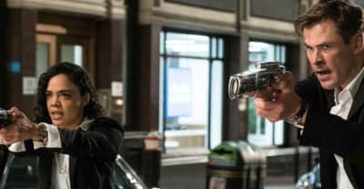 Check out the first Men In Black: International trailer