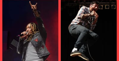 Future is playing a festival hosted by metal gods Deftones