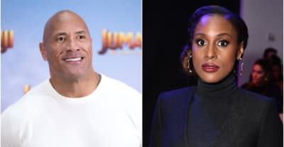 "Issa Rae and Dwayne ""The Rock"" Johnson team up for wrestling series on HBO"