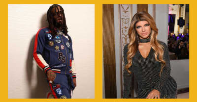 Chief Keef involved in surreal dispute with Real Housewives star
