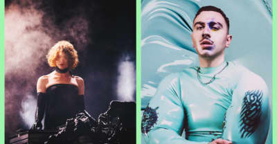 "SOPHIE shares remix of U.K. producer SONIKKU's ""Sweat"""