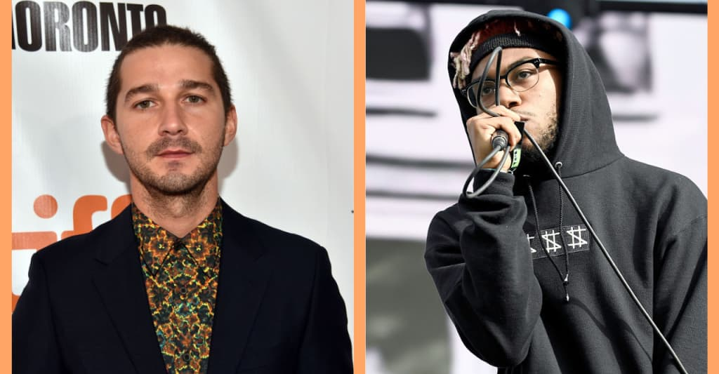 Shia LaBeouf's next movie is based on Kevin Abstract's life