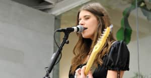 "Best Coast Calls Out Chris Brown's ""Back To Sleep,"" Says It ""Perpetuates Rape Culture"""