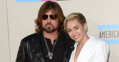 Miley Cyrus Made An Eight Minute Country-Drone Track With Her Dad Billy Ray