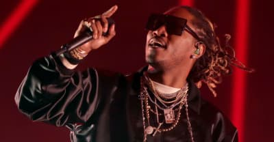 Future is offering fans scholarships at each stop on his Legendary Nights tour