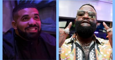 "Listen to Drake and Rick Ross's new song ""Gold Roses"""