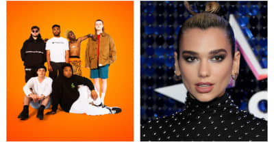 "BROCKHAMPTON and Dua Lipa link up on ""SUGAR"" remix"
