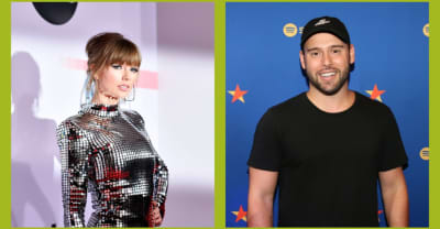 "Taylor Swift ""sad and grossed out"" by Scooter Braun's acquisition of her masters"