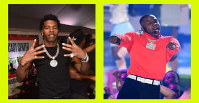 """Lil Baby and DaBaby link-up on """"Baby"""""""