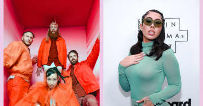 "Little Dragon recruit Kali Uchis on ""Are You Feeling Sad?"""