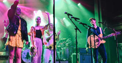 Watch Vampire Weekend perform with Haim, Dev Hynes in New York