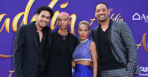"""Will and Jada Pinkett Smith staged """"intervention"""" for Jaden amid fears he was """"wasting away"""""""