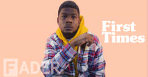 Mick Jenkins takes it back to discovering Def Poetry Jam, his janky Honda Civic, and more in First Times
