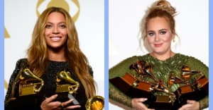 Beyoncé and Adele have recorded a song together