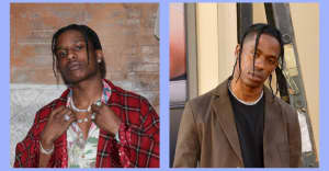 A$AP Rocky and Travis Scott to headline the first Rolling Loud NYC