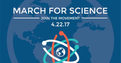 Over 600 Marches For Science Kick Off Worldwide