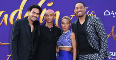 "Will and Jada Pinkett Smith staged ""intervention"" for Jaden amid fears he was ""wasting away"""