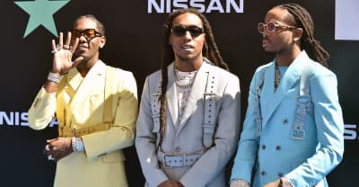 "Migos, Lil Yachty, and Gucci Mane team up on ""Intro"""