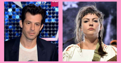"Mark Ronson and Angel Olsen drop the dreamy-eyed ""True Blue"""