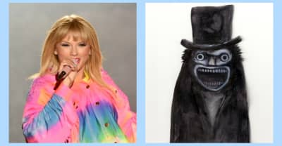 "Taylor Swift only ""slightly"" more of a gay icon than the Babadook, study finds"
