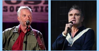 Billy Bragg condemns Morrissey's far-right views
