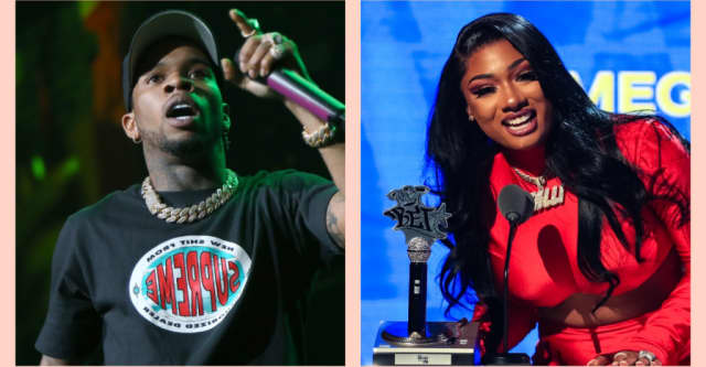 Tory Lanez addresses Megan Thee Stallion shooting allegations on new album 1