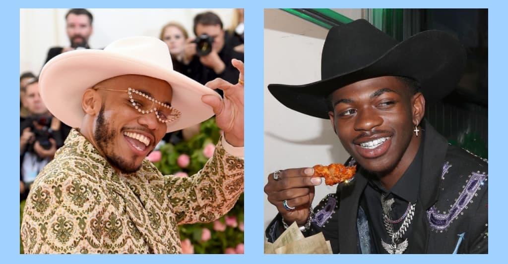 """Watch Anderson .Paak bring out Lil Nas X for """"Old Town Road"""" at Boston Calling"""