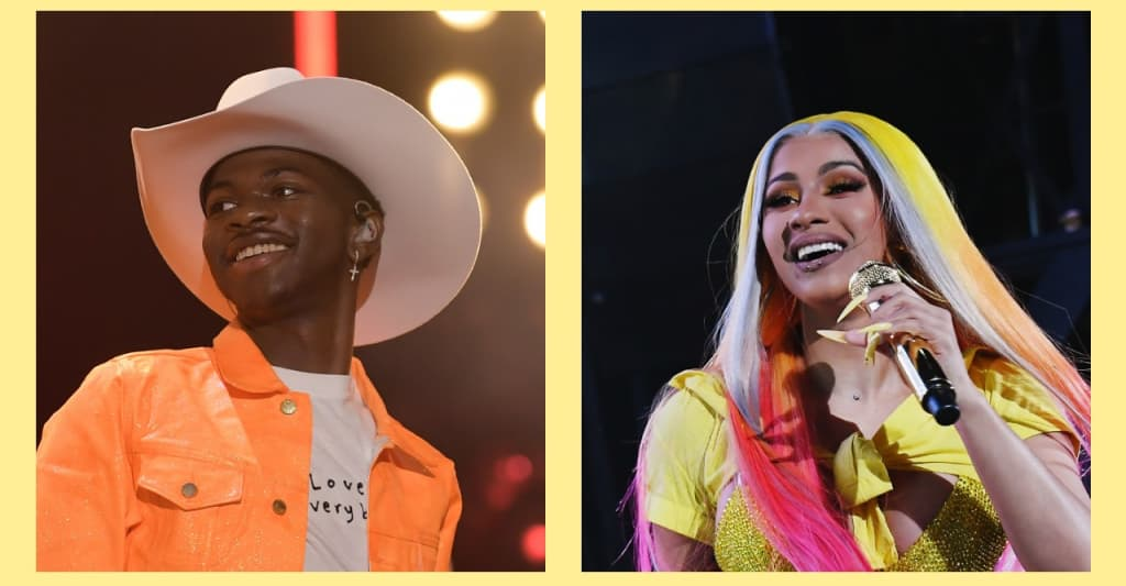 Image result for Artist Lil Nas has dropped an Ep featuring Cardi B and more!