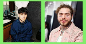 "Vampire Weekend cover Post Malone's ""Sunflower"" on Radio 1"