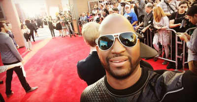 Hannibal Buress Couldn't Make The Spider-Man Premiere So He Sent A Lookalike