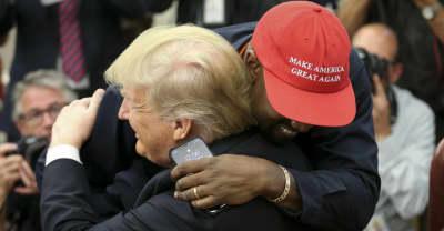 "T.I. calls Kanye's Trump meeting ""next level, futuristic Sambo, Hopping Bob, Stephen off Django ass shit"""
