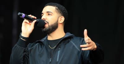 London's O2 becomes the O3 for Drake residency