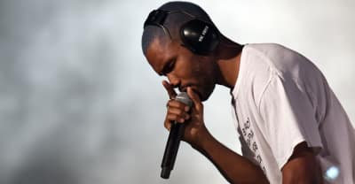 Frank Ocean and former collaborator Om'Mas Keith reportedly drop lawsuits