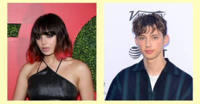 "Watch Charli XCX and Troye Sivan debut new song ""2099"""