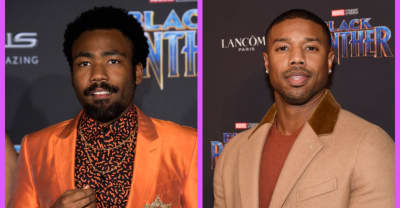 "Donald Glover reportedly ""in talks"" for Black Panther 2, Michael B. Jordan role considered"