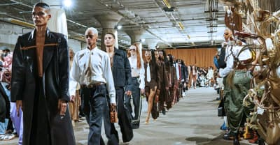 How the best collaborations of New York Fashion Week SS 22 happened