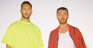 "Calvin Harris and Sam Smith deliver new song ""Promises"""