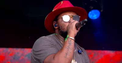 "Watch ScHoolboy Q Perform ""THat Part"" On Jimmy Kimmel Live!"