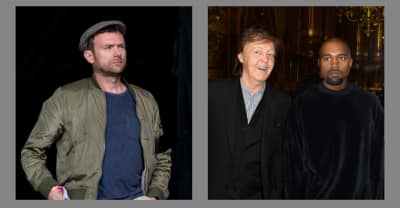Damon Albarn says he warned Paul McCartney against working with Kanye West