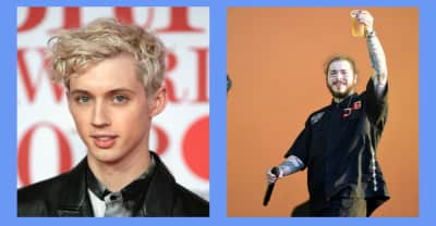 "Listen to Troye Sivan cover Post Malone's ""Better Now"""